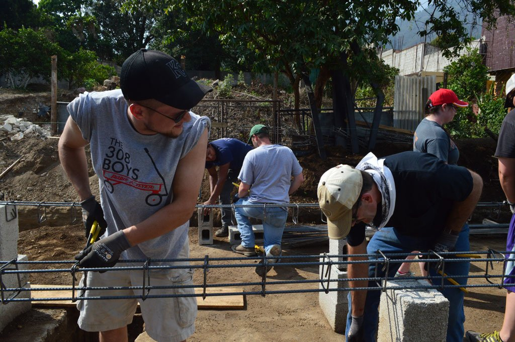 Volunteer in Construction Projects Abroad