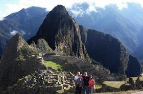 Peru is home to a vast array of breathtaking scenery