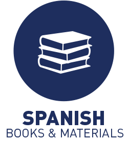 Spanish books and materials