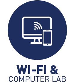 Office-wide WiFi and computer lab