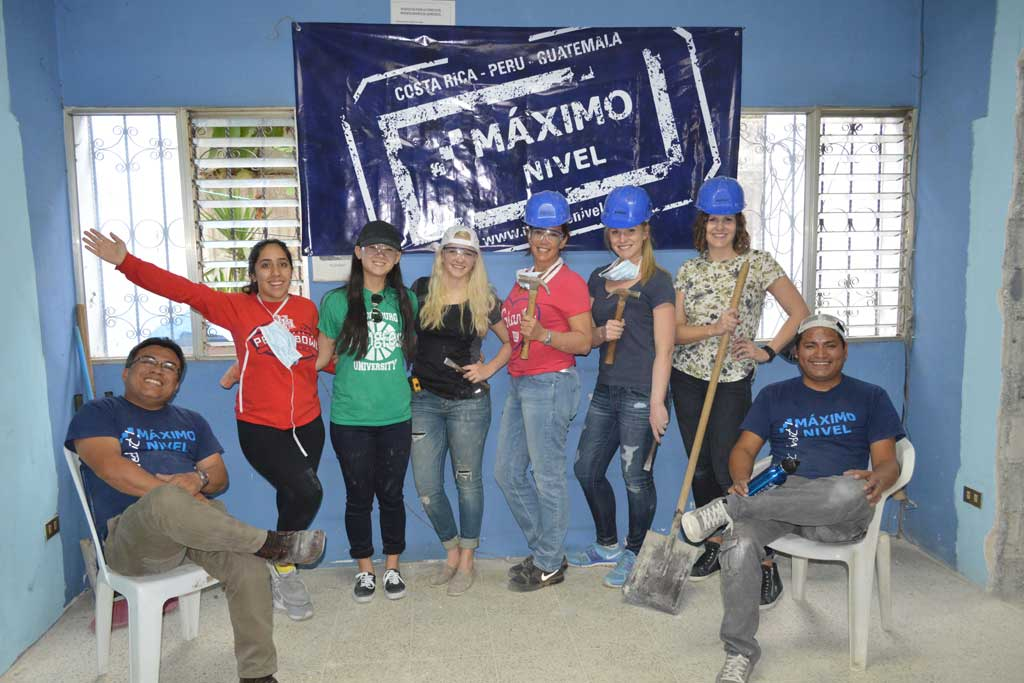 2017/2018 Holiday Volunteer Programs | Maximo Nivel