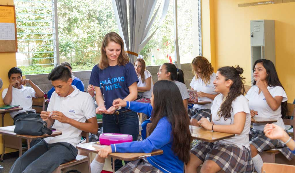Education Internship in Guatemala