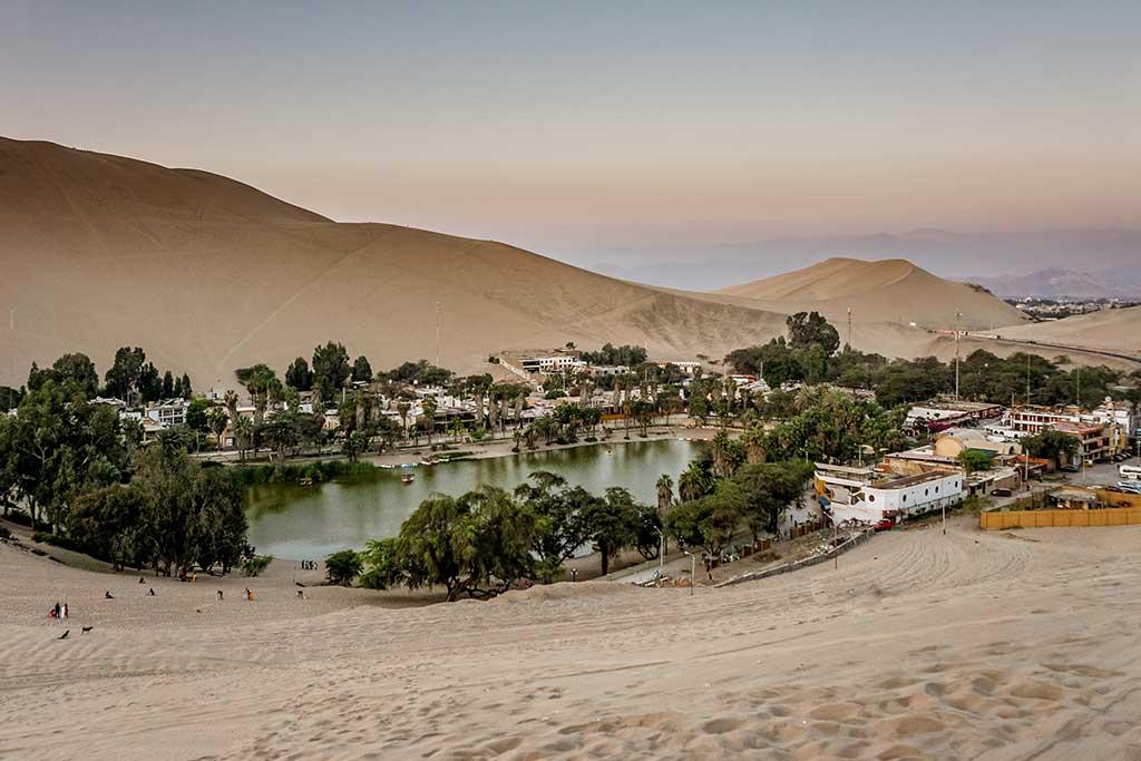 Huacachina-Peru-Desert-Oasis