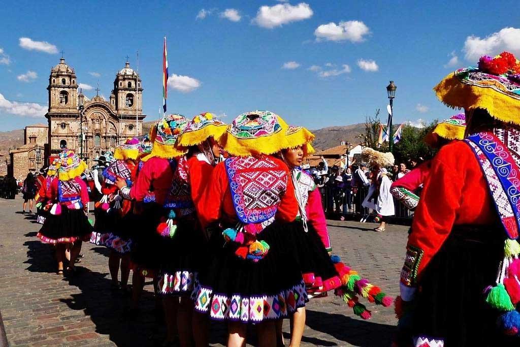 Inti Raymi (Sun Festival) in Cusco, Peru   Maximo Nivel