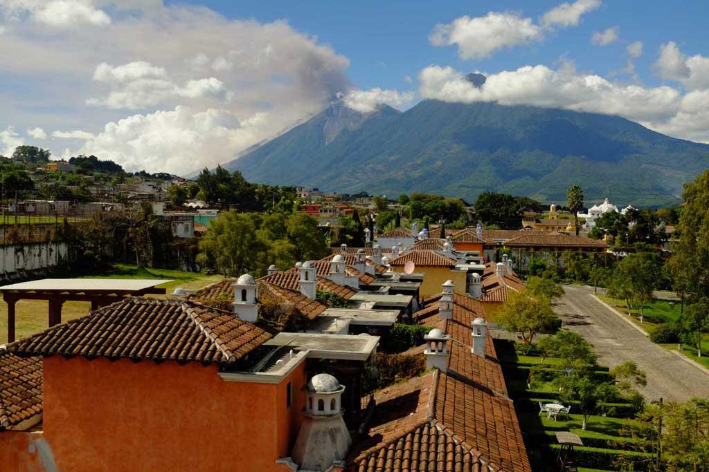 Living in Antigua, Guatemala