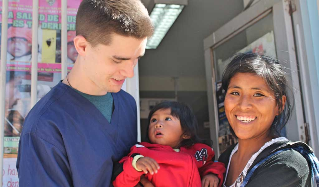 Medical Internship in Peru