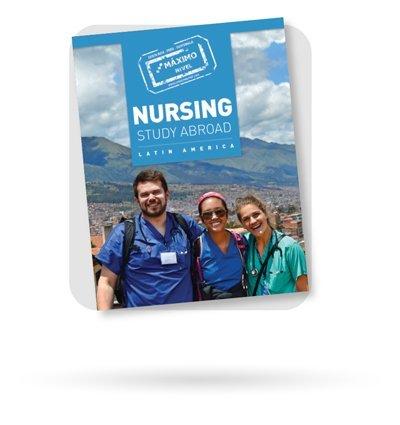 Nursing Study Abroad Brochure