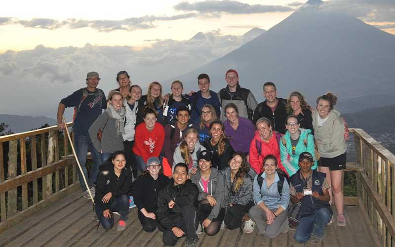 Multi Country Semester Abroad Latin America Guatemala