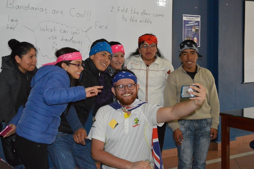 TEFL - Teach English in Peru