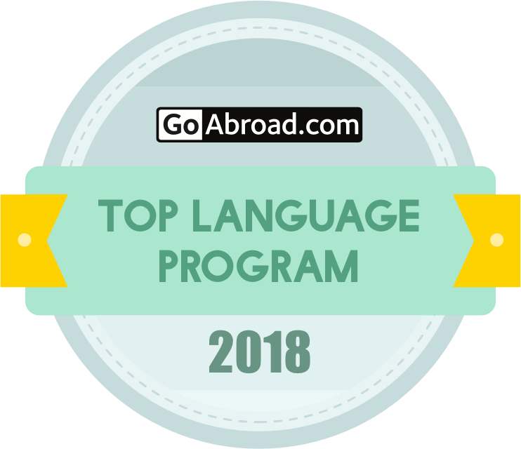 Best Rated Language Program Abroad