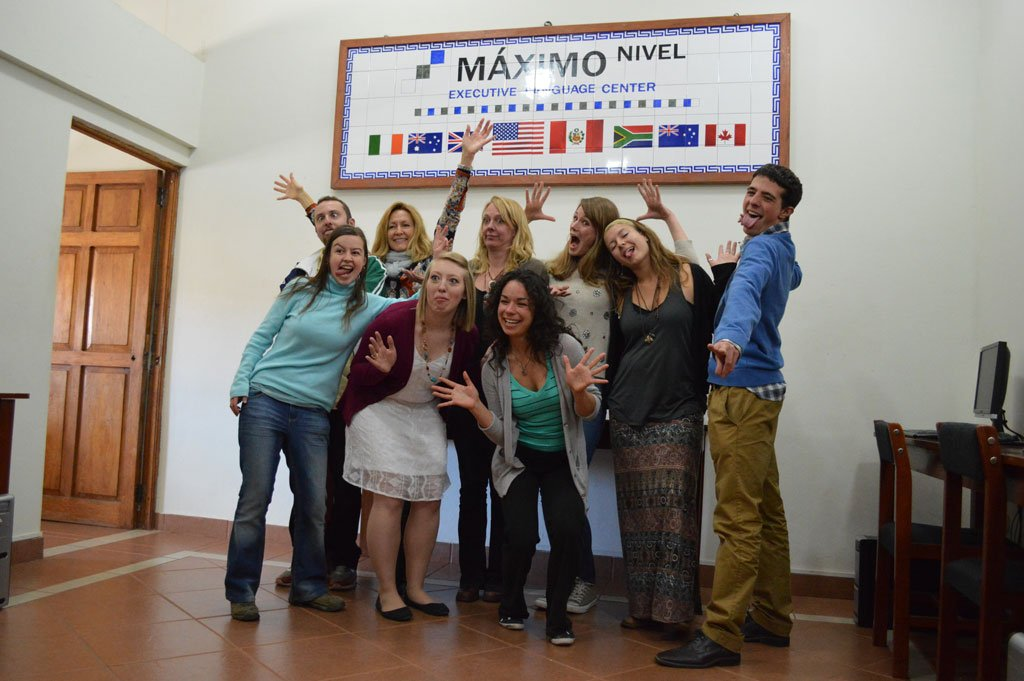 TEFL - Teaching English as a Foreign Language Abroad | Maximo Nivel
