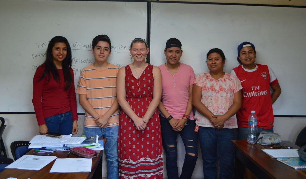 Teaching English in Guatemala