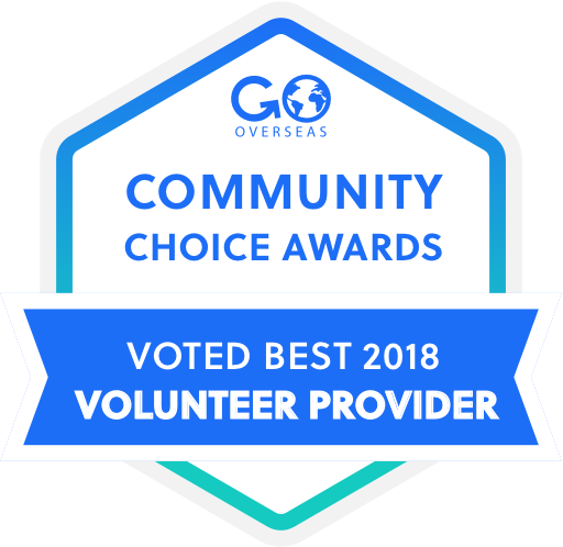 Best Volunteer Program 2018