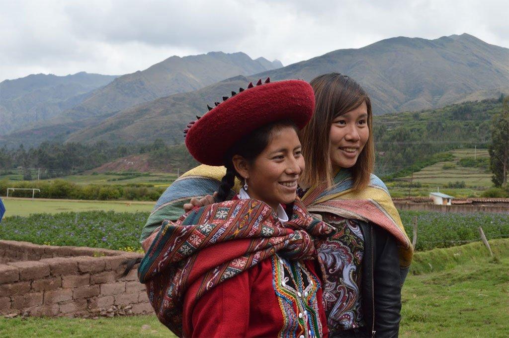 Volunteer with Indigenous Communities