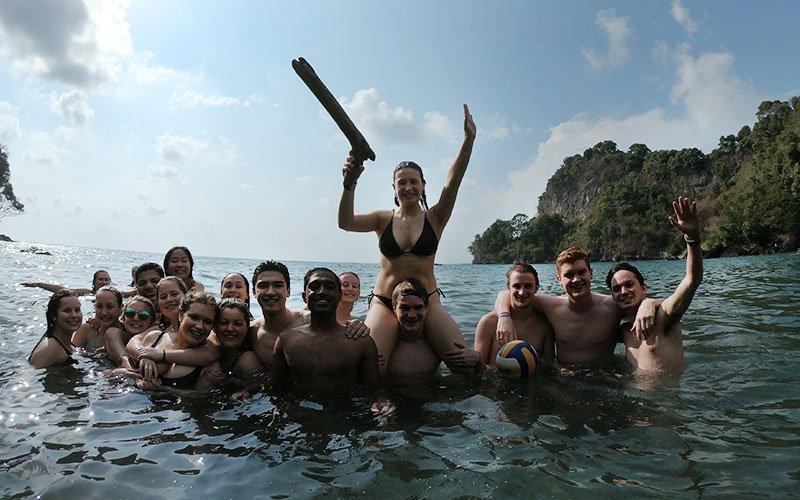 Mini Adventure Program in Manuel Antonio Costa Rica