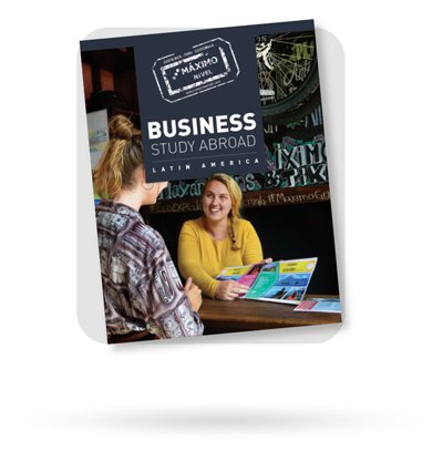 Business Study Abroad Brochure