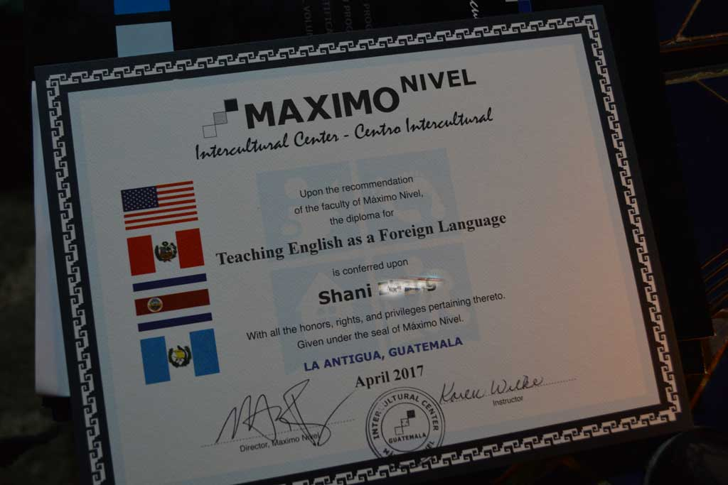 5 things to consider before getting tefl certified | maximo nivel