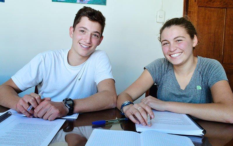 Freshman Semester Abroad