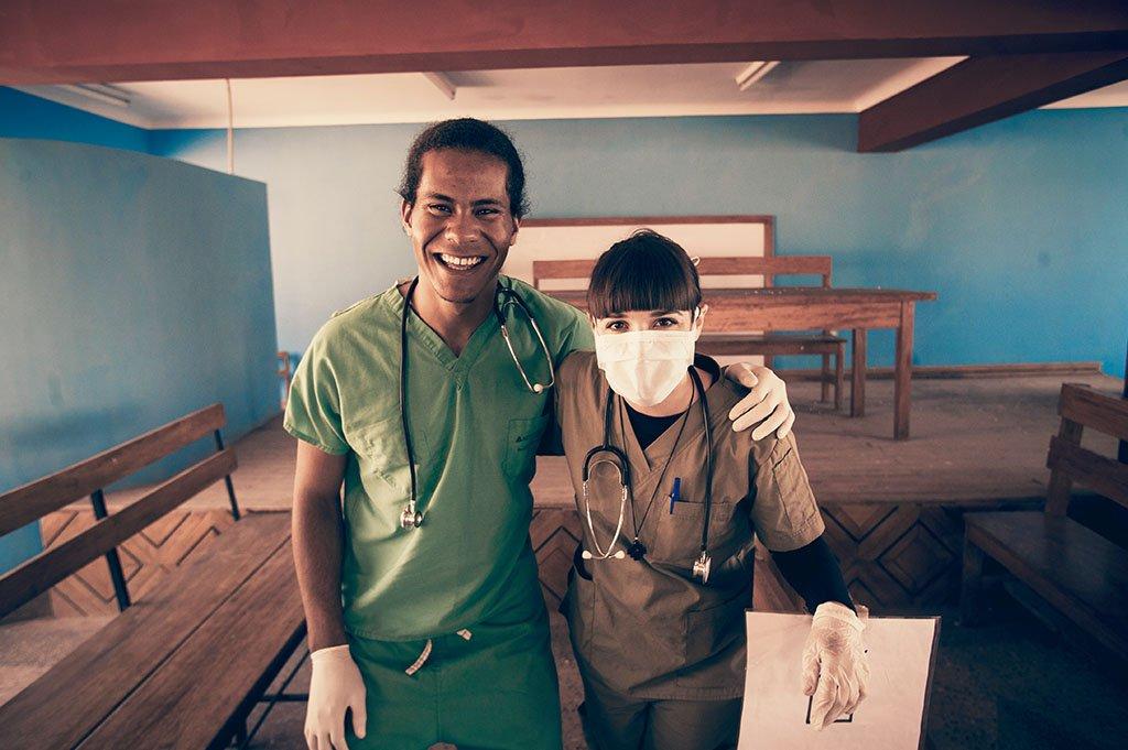 Global Health, Public Health, and Medical Spanish