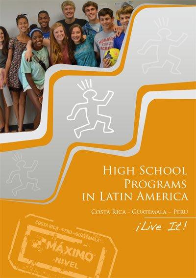 High School Abroad Brochure