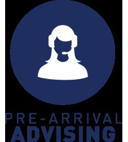 Pre Arrival Advising