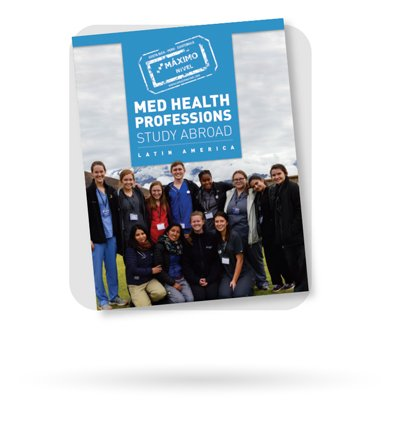 Med Health Study Abroad Brochure