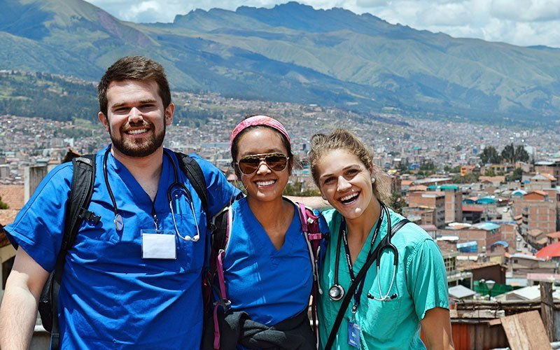 Semester Abroad for Medical & Health Majors