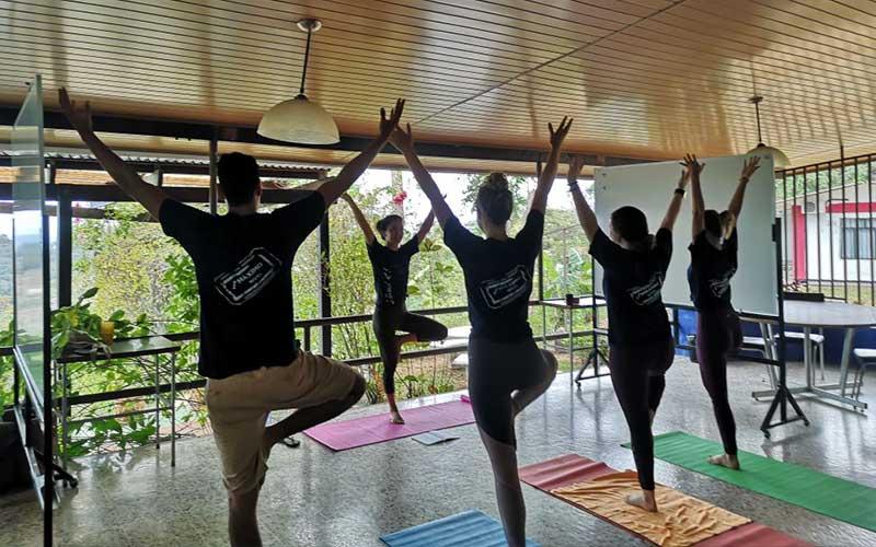 Yoga Certification Costa Rica