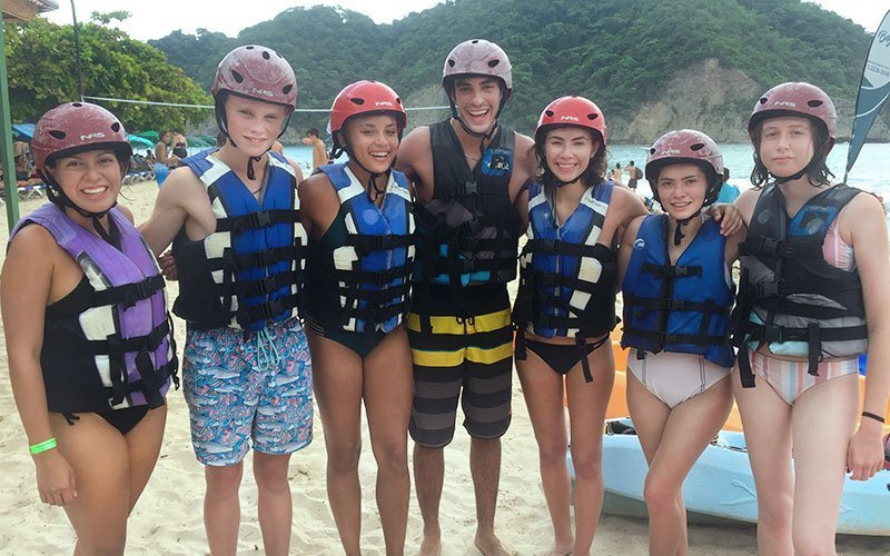 Daily Activities Summer Camp Costa Rica