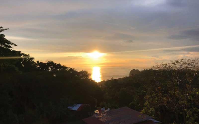 sunsets-from-manuel-antonio-Spanish-school