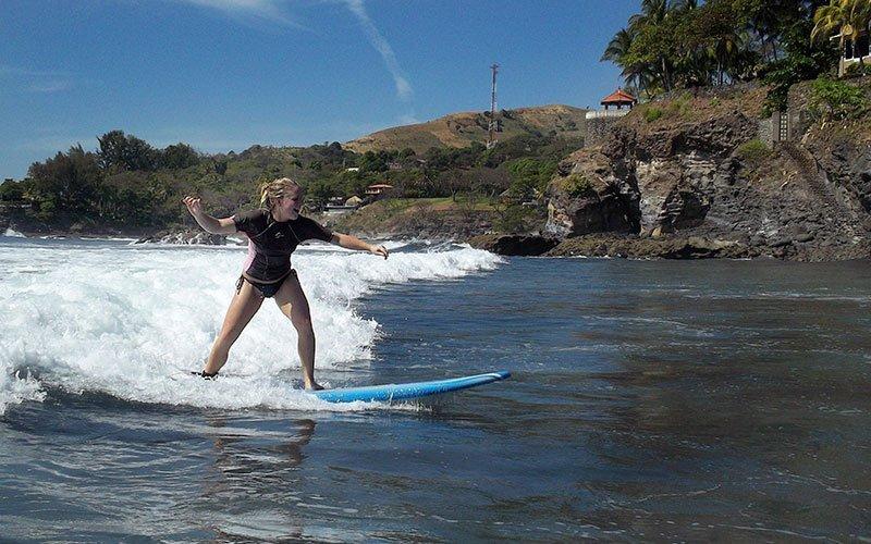 Surf School at Maximo Nivel