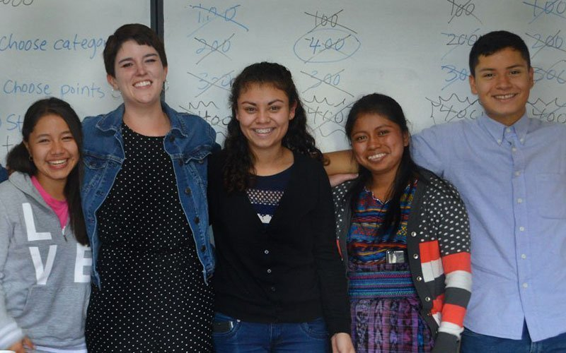 Teach English in Guatemala