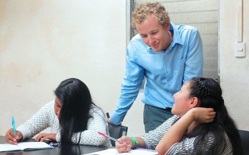 Teaching International Exams Preparation Certification