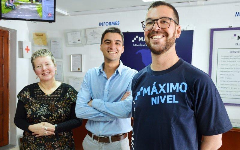 University Credits for Internships at Maximo Nivel
