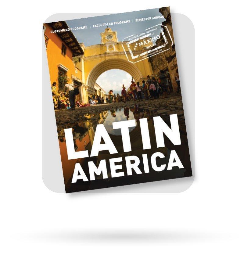 University Abroad Brochure