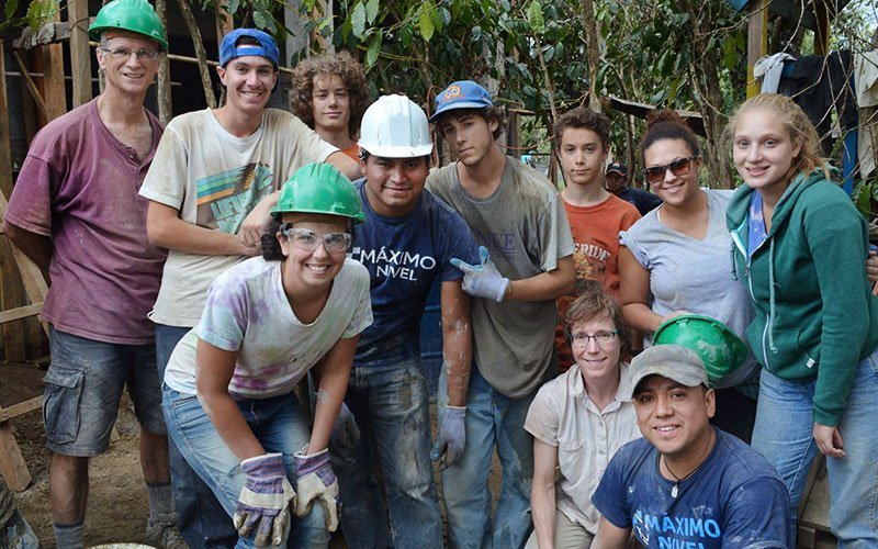 Volunteer in Building and Construction in Guatemala