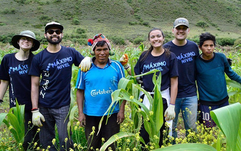Volunteer in Eco Agriculture in Peru