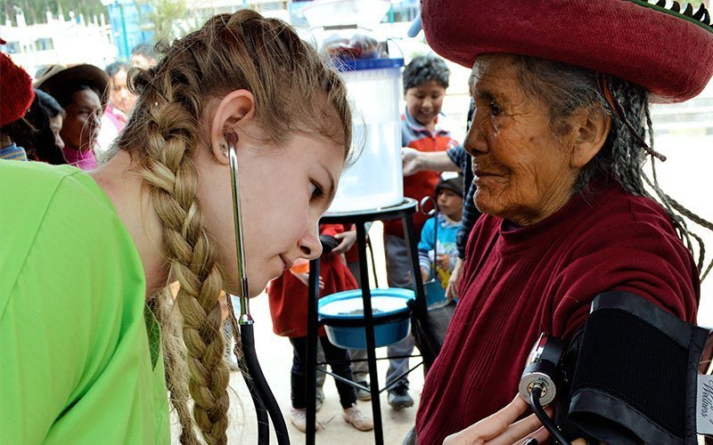 Helthcare Volunteer in Peru