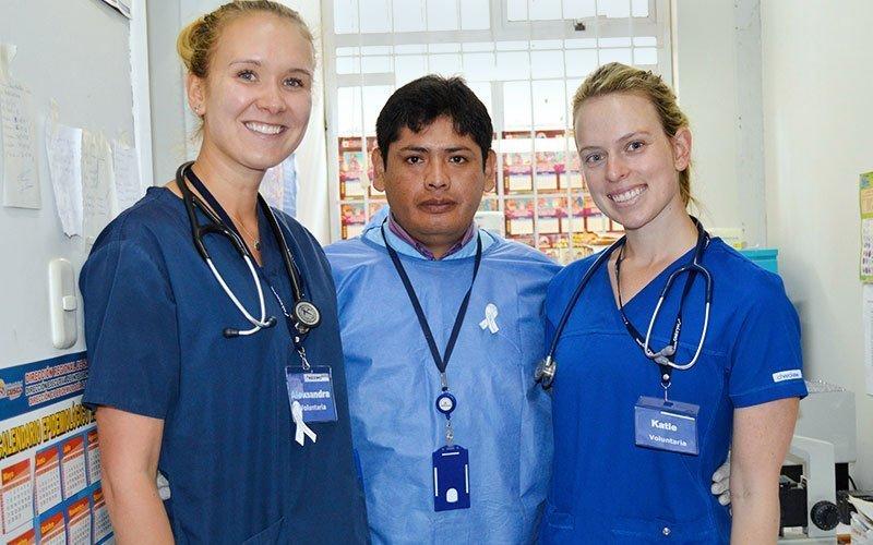 Healthcare Volunteer Programs Abroad