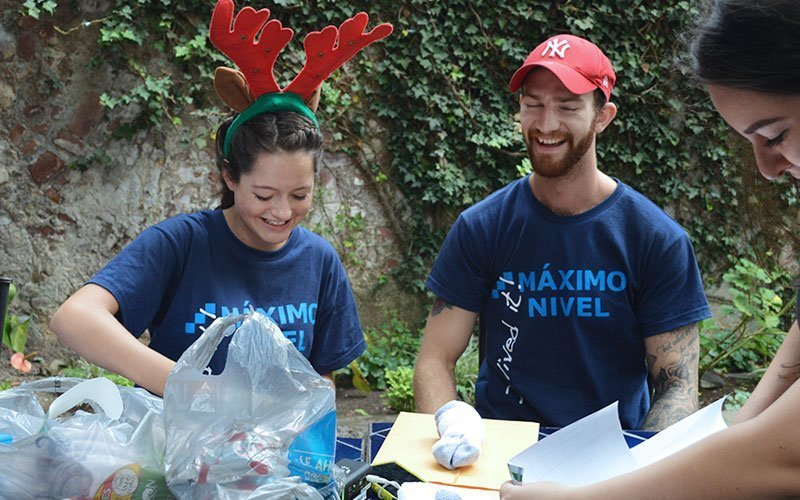 Christmas Volunteer Program in Costa Rica