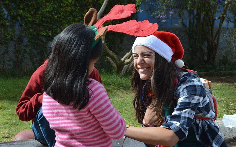 Christmas Volunteer Program in Peru