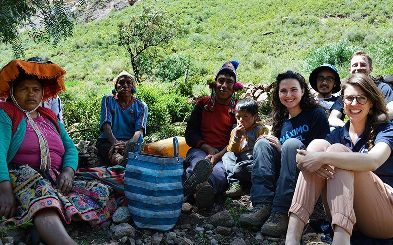 Andean Immersion Volunteer with Indigenous Communities in Peru
