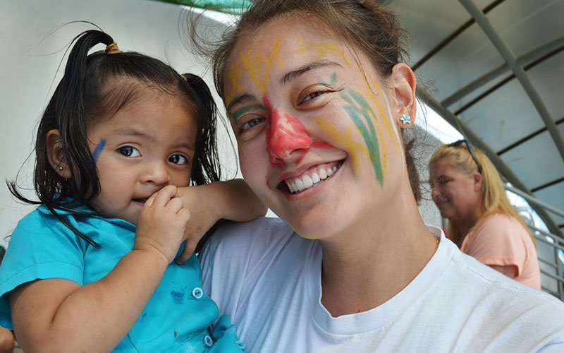 Childcare Volunteer in Costa Rica