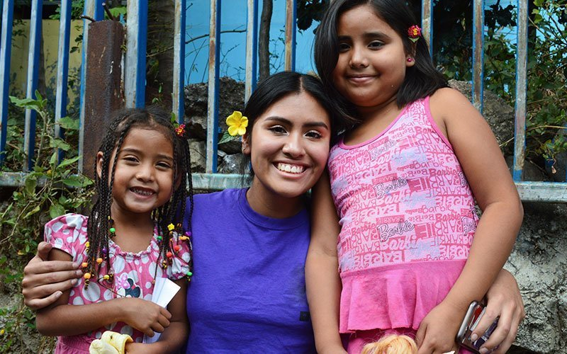 Childcare Volunteer in Guatemala