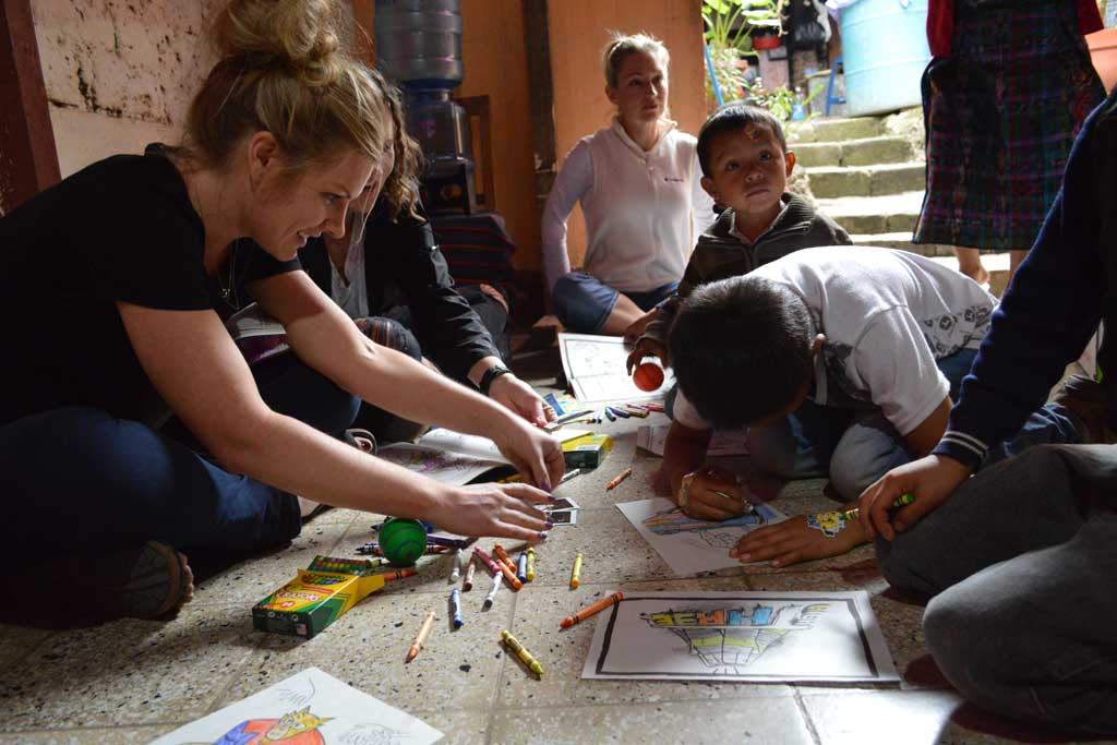 Volunteer Abroad in Guatemala