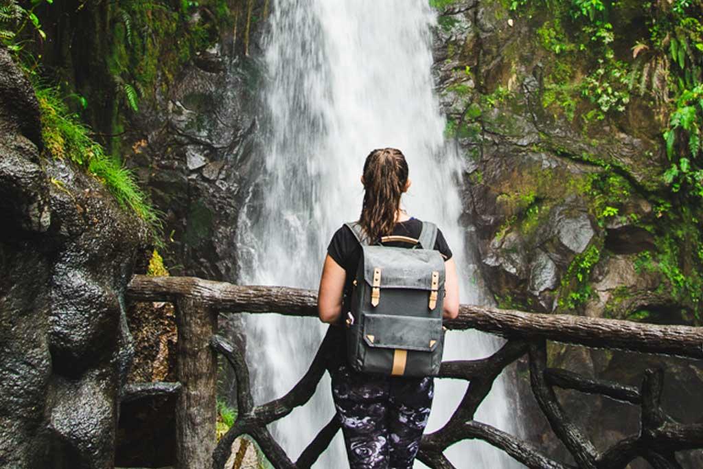 La Paz Waterfall Costa Rica