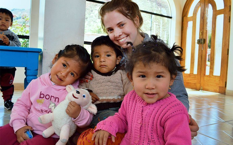 Childcare Volunteering Abroad